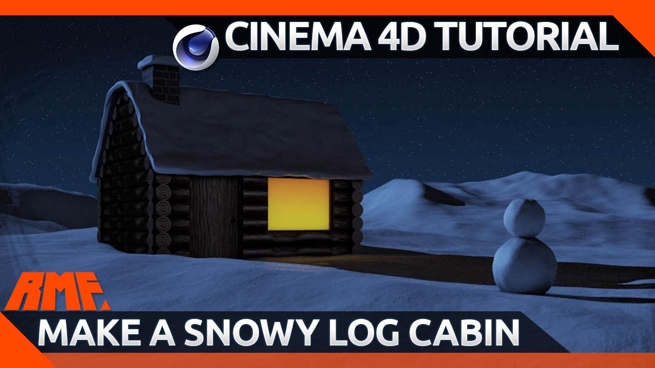 SNOWY_LOG_CABIN