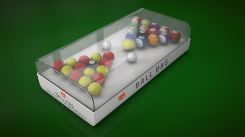 ball bag Box 1080